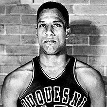 Primer jugador negro NBA