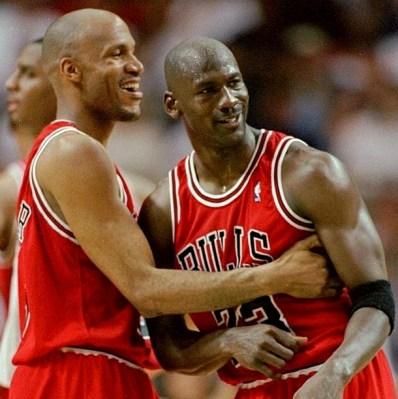 Jordan y Harper