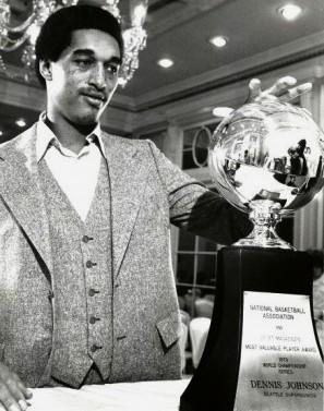 Dennis Johnson MVP