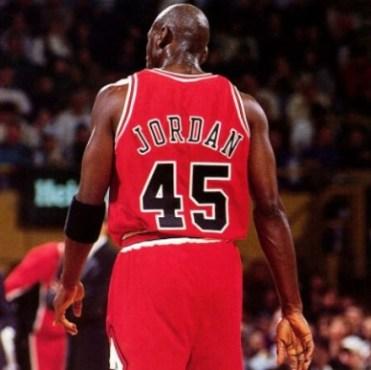 Jordan 45