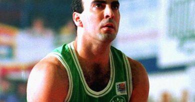 Nikos Galis el gran error de los Boston Celtics