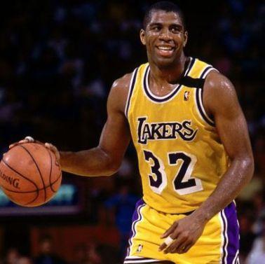 Lakers Magic 32