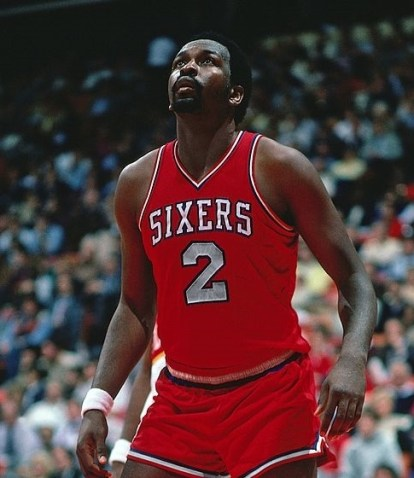 Moses Malone Sixers