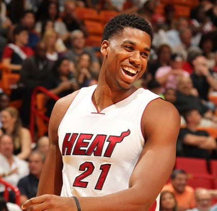 Hassan Whiteside Heat