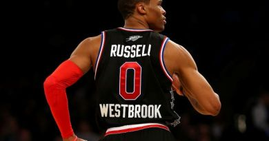 El curioso record de Russell Westbrook en el All star