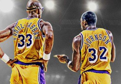 El curioso caso del número 32 y 33 de los Lakers