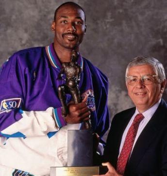 Karl Malone MVP