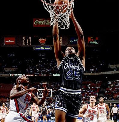Nick Anderson Nets