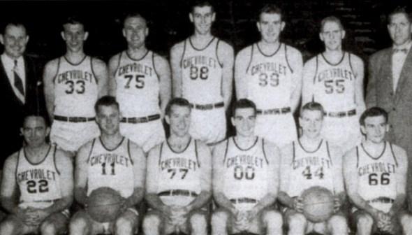 Team Usa 1950