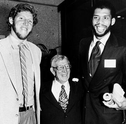 Walton, Kareem y Wooden
