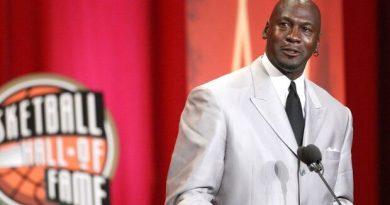 El ídolo de Michael Jordan