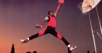 El verdadero origen del Jumpman de Michael Jordan