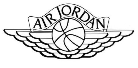 Air Jordan primer logo