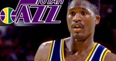 Dominique Wilkins Utah Jazz