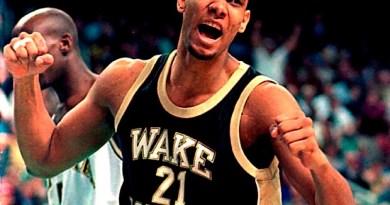 Tim Duncan NCAA
