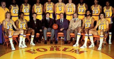 Lakers 1976-1977 peor mejor equipo historia nba