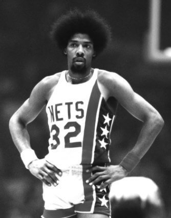 Julius Erving Nets