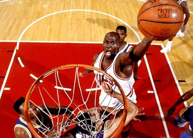 Cuando Michael Jordan empezó a reinar