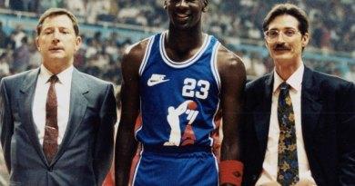 Michael Jordan en la ACB… el sueño de una noche de verano