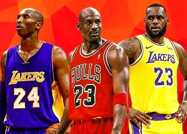Autenticos nombres mayores estrellas NBA