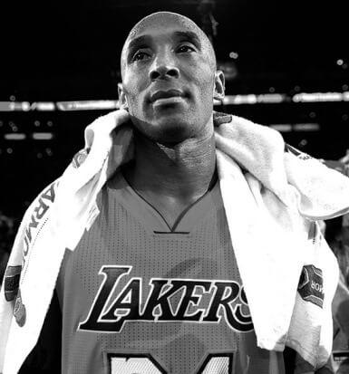 Kobe Bryant muerte