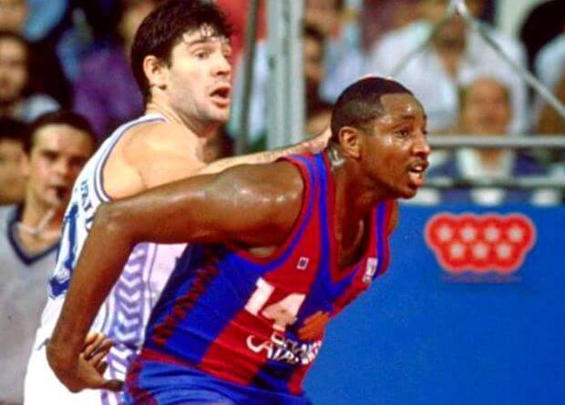 Norris y Martín en 1988