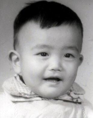 Yao Ming de niño