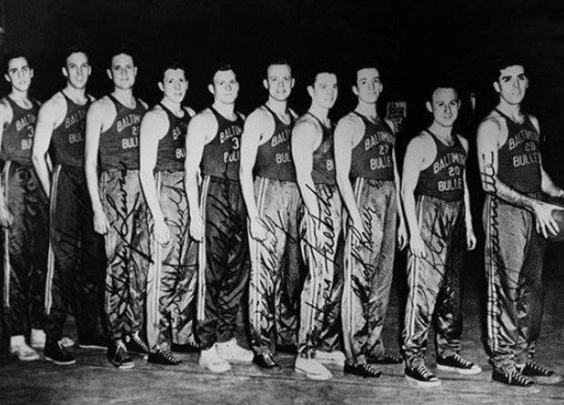 temporada más corta NBA 1947-1948
