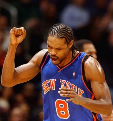 Sprewell con los Knicks