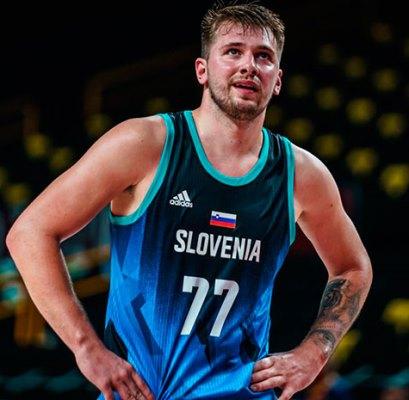 Luka Doncic JJOO