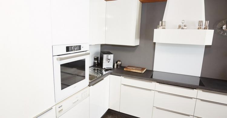 Alte Küche neu gestalten - Projekt Oswald Elha Service