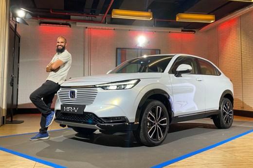 Honda HR-V e:HV 2021 karam