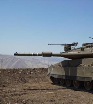 Israel envía tanques