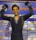 Donovan Carrillo calificó al mundial de patinaje artístico sobre hielo
