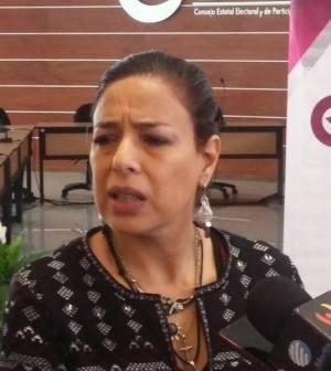 INE facultado para aplicar sanciones: Fonseca Leal