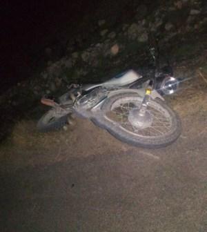 motociclista muere, cerritos