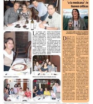 22 de MAYO Sociales - 1