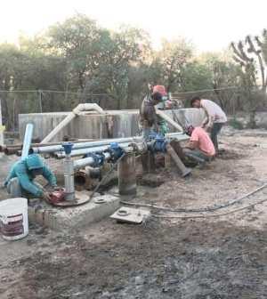 En Cañada Verde concluyó proyecto de tecnificación del Pozo II