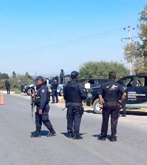 Violencia política ha causado 143 muertos; cuatro en SLP