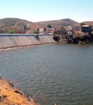 Las presas potosinas se quedan sin agua