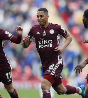 Golazo y primera FA Cup para el Leicester
