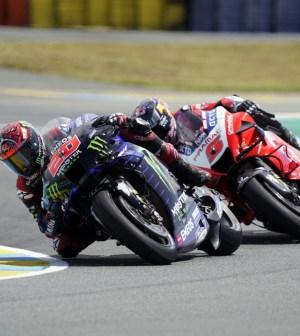 Jack Miller conquista Francia y obtiene su segunda victoria consecutiva en el Campeonato Mundial de Motociclismo