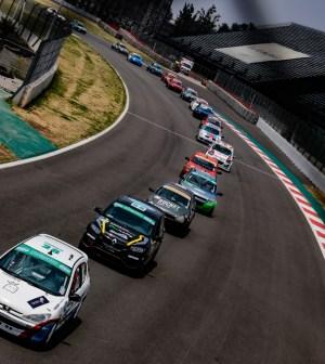 Show de velocidad en el Gran Premio Activa México
