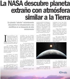 PLANA CIENCIA LA NASA EN COLOR