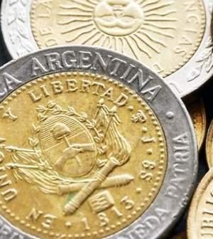 monedas de Argentina