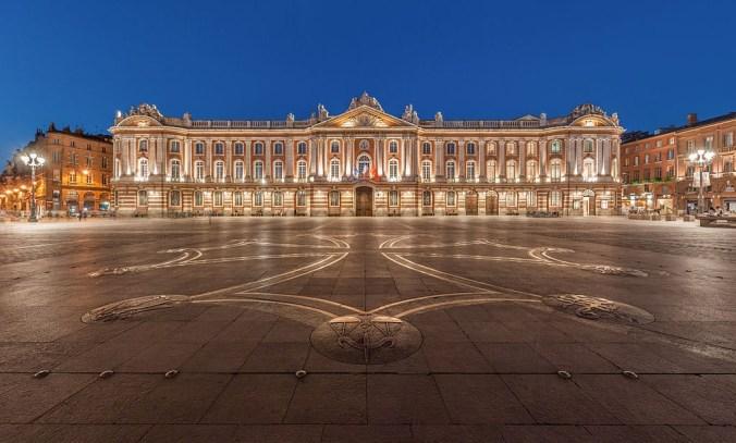 Le capitole de Toulouse foto Benh Lieu Song