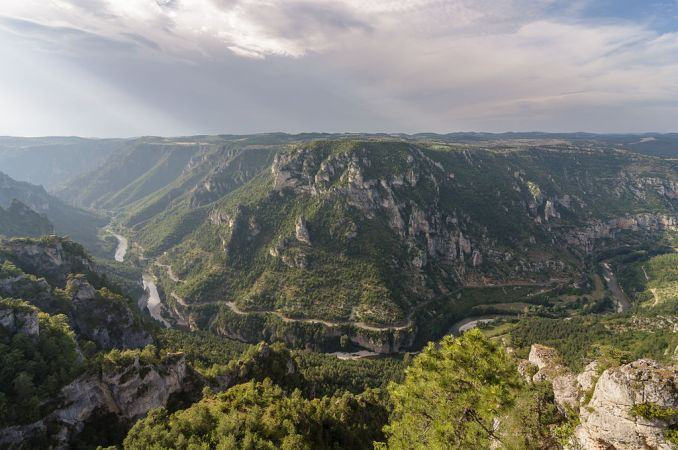 Gorges du Tarn - Photo Myrabella