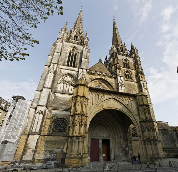Cathédrale de Bayonne - Photo Ddalbiez