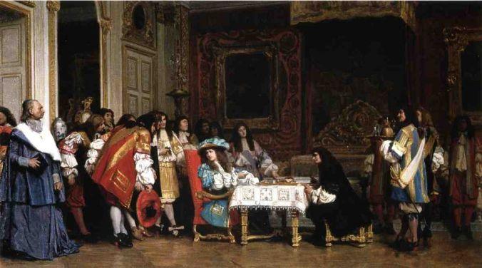 1024px-Jean-Léon_Gérôme_-_Louis_XIV_and_Moliere