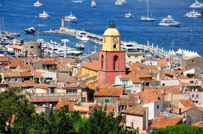 Saint-Tropez-Vue générale -photo Starus